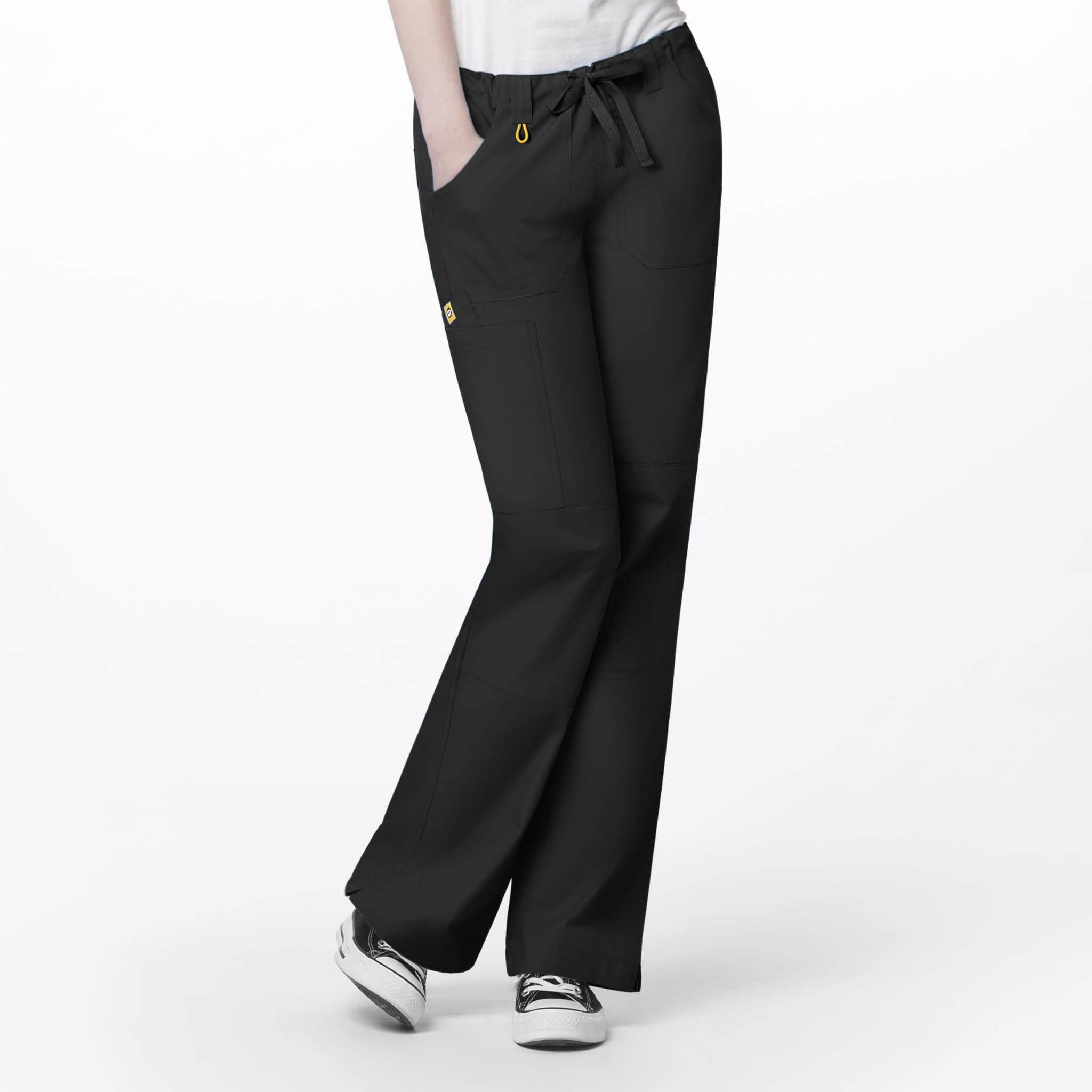 Spodnie medyczne damskie Origins 5066 (gumka+troczek)